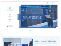 Insight Security Website