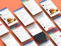 Checklists app design