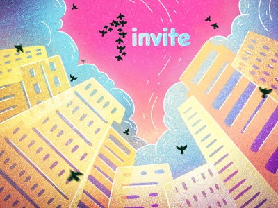 Dribbble invite giveaway dribbble invitation invitation dribbble invite photoshop art illustration invite invite giveaway