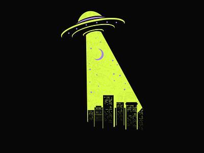 City Moon vectorart night 2021 city illustrator moon digital painting design digital art digital illustration vector illustration