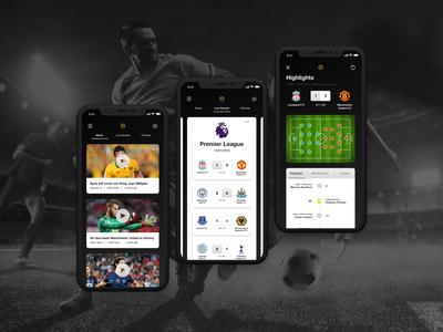 Golden Goal Mobile App