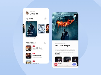 Cornflix Mobile App