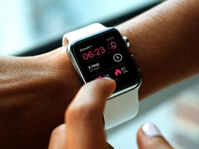 Sweat App - Apple Watch