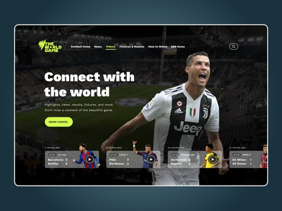 The World Game Website
