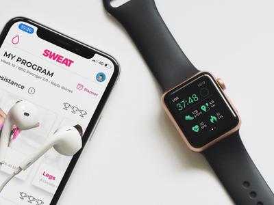 Sweat Apple Watch App