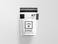 KING Tea Packaging Design