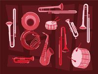 Mama Digdown's Brass Band