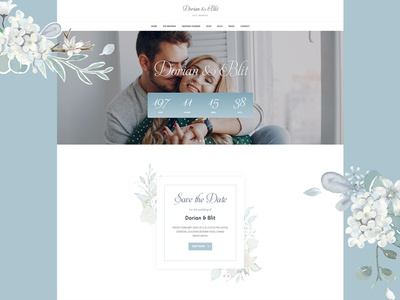 Jolly- Wedding Theme on Themeforest