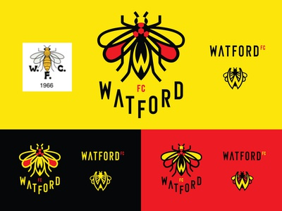 Watford Football Club badge