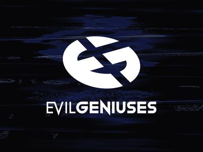 Evil Geniuses 2020 logo update concept #2