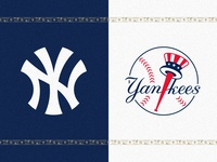 New York Yankees logos concept