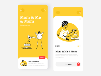 No love is greater than mom's love ui deisgn typography ui ux product design mordern apps clean love mom minimal simple ios app ios android app android