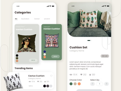 Small Shop ecommerce onlinestore onlineshop appdesign application design artwork concept art uidesign ui