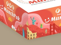 Munchpak Box - Side view