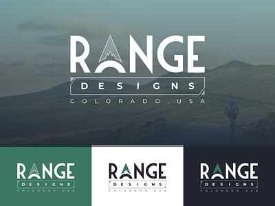 Logo design for mountain biking backpack design brand cycling mountain bike logo design biking logo typography vector illustration design branding