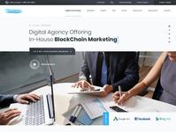 Marketing Analyst Agency Homepage