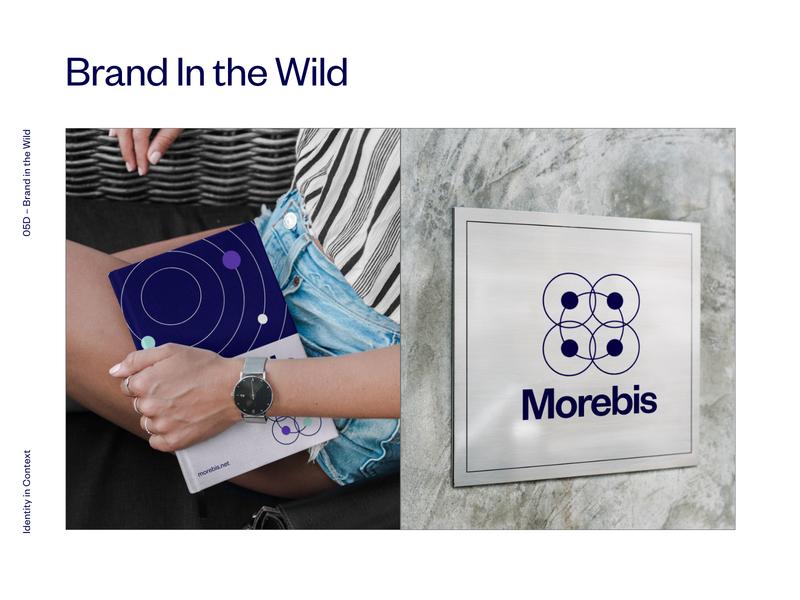 Morebis Brand in the Wild