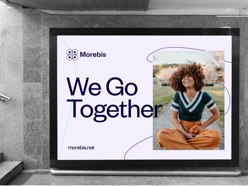 Morebis Brand Exterior Posters