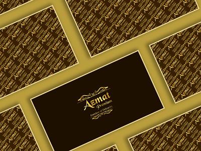 Logo Design For Azmat Premium logodesign logoconcepts logoinspirations logocombo wordmark logotip logodose logobook logofolio logocreation greatlogo brandidentity logoconcept logotypes branddesign graphicdesign graphicdesigntips designtips design logo