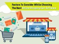 Choose The Best Online Shopping Cart Software