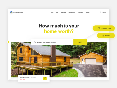 Property Advisor-Homepage