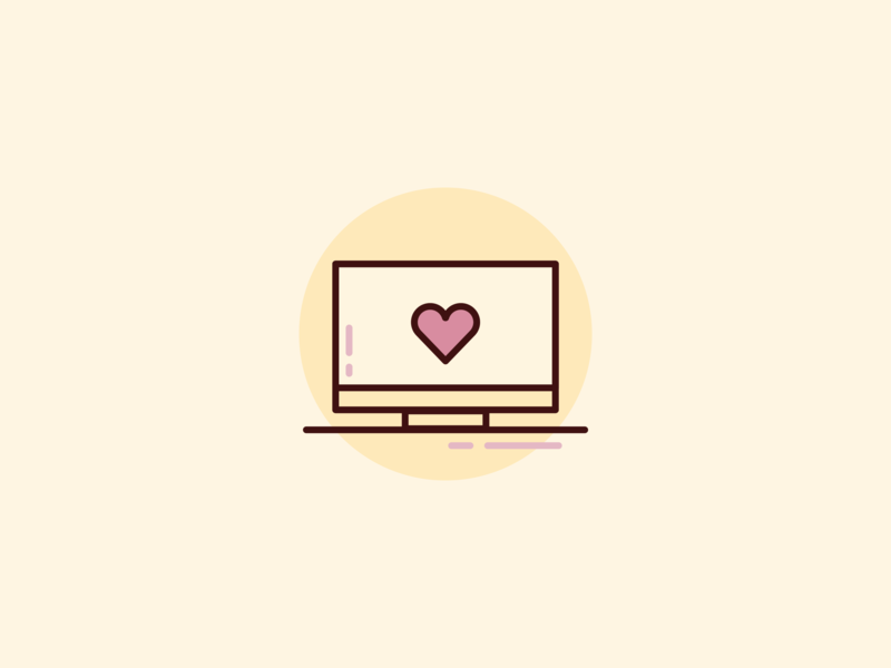 Computer Icon computer icon animation