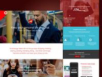 Vodafone SecureNet concept