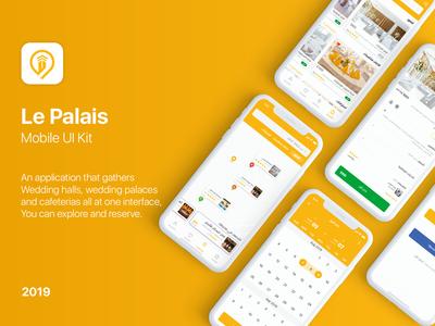 Le Palais Booking app