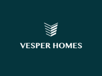 Vesper Homes - Logo Design