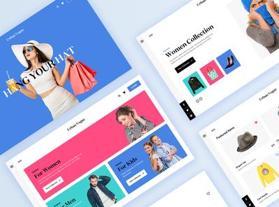 Clothing Fashion Web