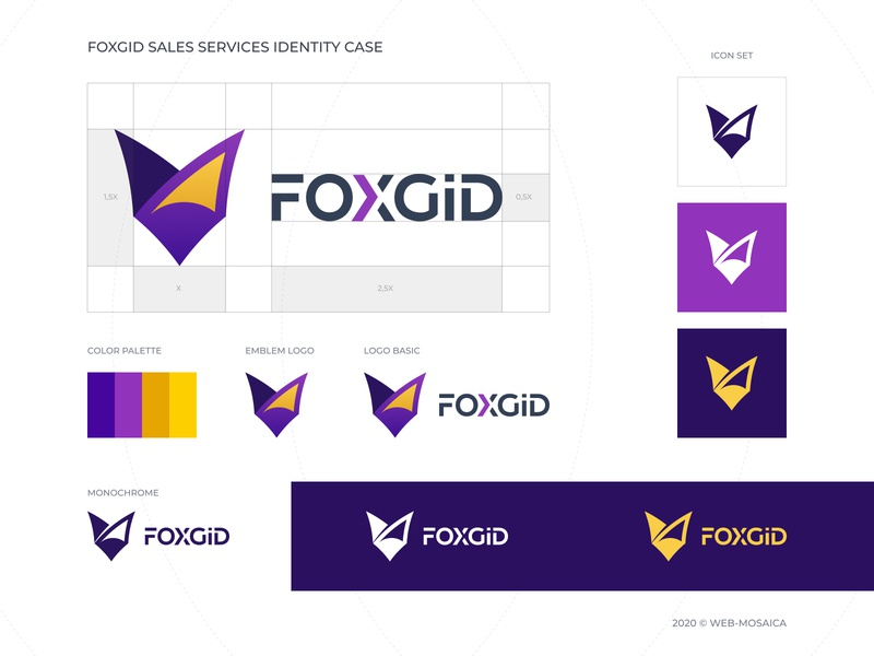 Logo Case brand identity showcase identitydesign logobranding logocreation logo design branding logo illustration light minimalism preview design creative uiux web-design web-mosaica