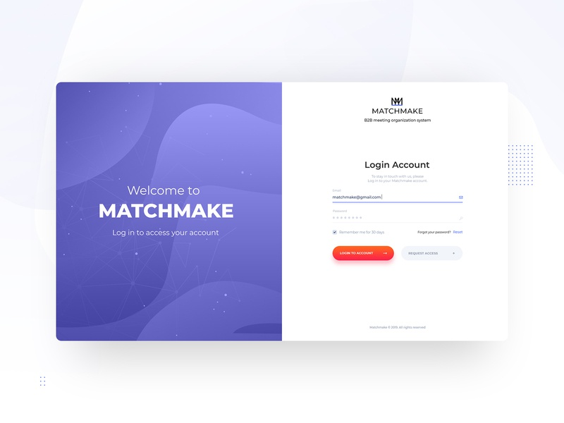 Log-in Page account login page form field log in light illustration preview design minimalism fullscreen creative concept uiux website web-design web-mosaica