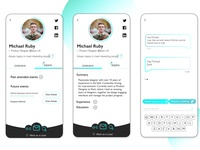 Event Management - App UI