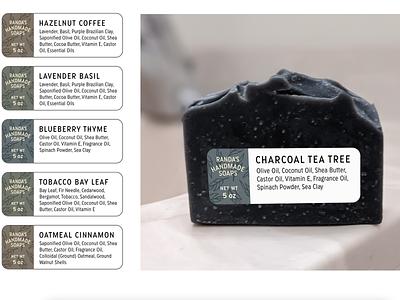 Soap Labels pattern linework type logo badge design lettering styling packaging branding soap
