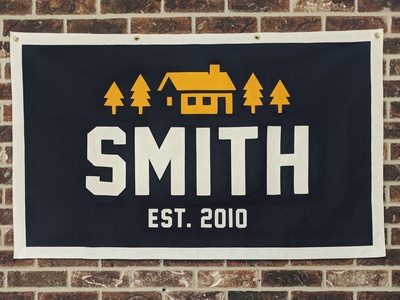 Smith Family Banner pennant