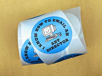 AD zine sticker layout print illustration art direction riso zine