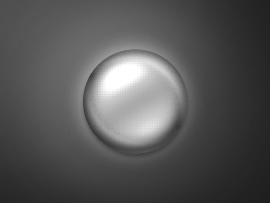 Chromed sphere 3layerstyle