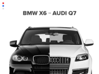 BMW X6 vs AUDI Q7 - Merging Unmergeable