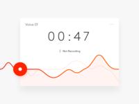 Sound Recorder Design