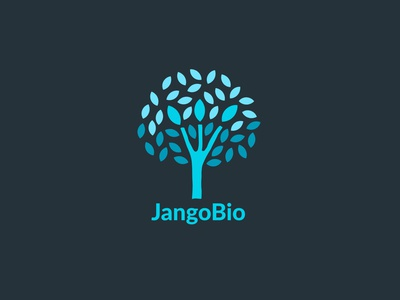 JangoBio graphic design ux visual design branding illustration ui startup biotech