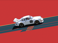 Porsche 911 (964) Le Mans