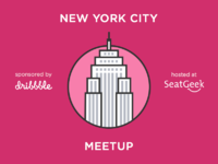 Dribbble nyc dark