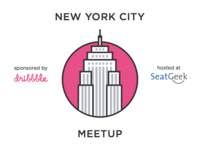 NYC Dribbble Meetup @ SeatGeek