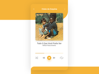 Music Player App #DailyUi