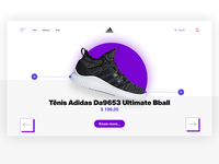 #DailyUi  E-Commerce Shop (Single Item)