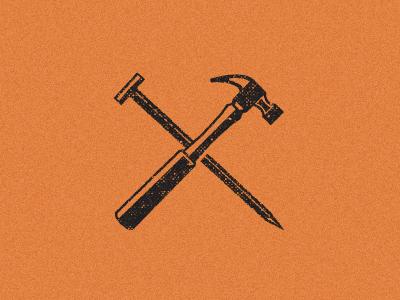 Hammer Nail By Glenn Thomas Dribbble Dribbble