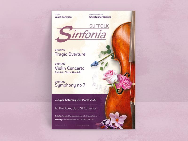 Suffolk Sinfonia - Spring 2019
