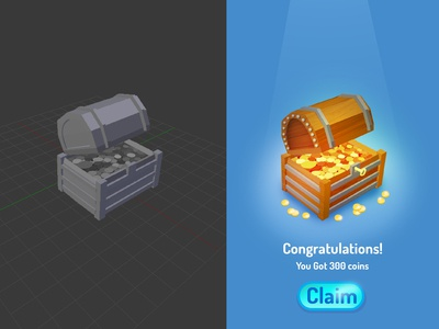 Treasure Box asset