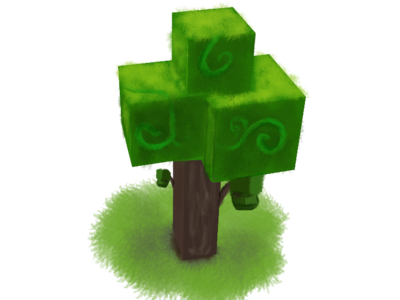 Tree Stylized
