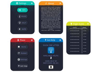 UI Game Design